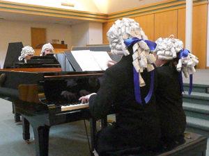 2 Pianos~8 hands, Gala finale