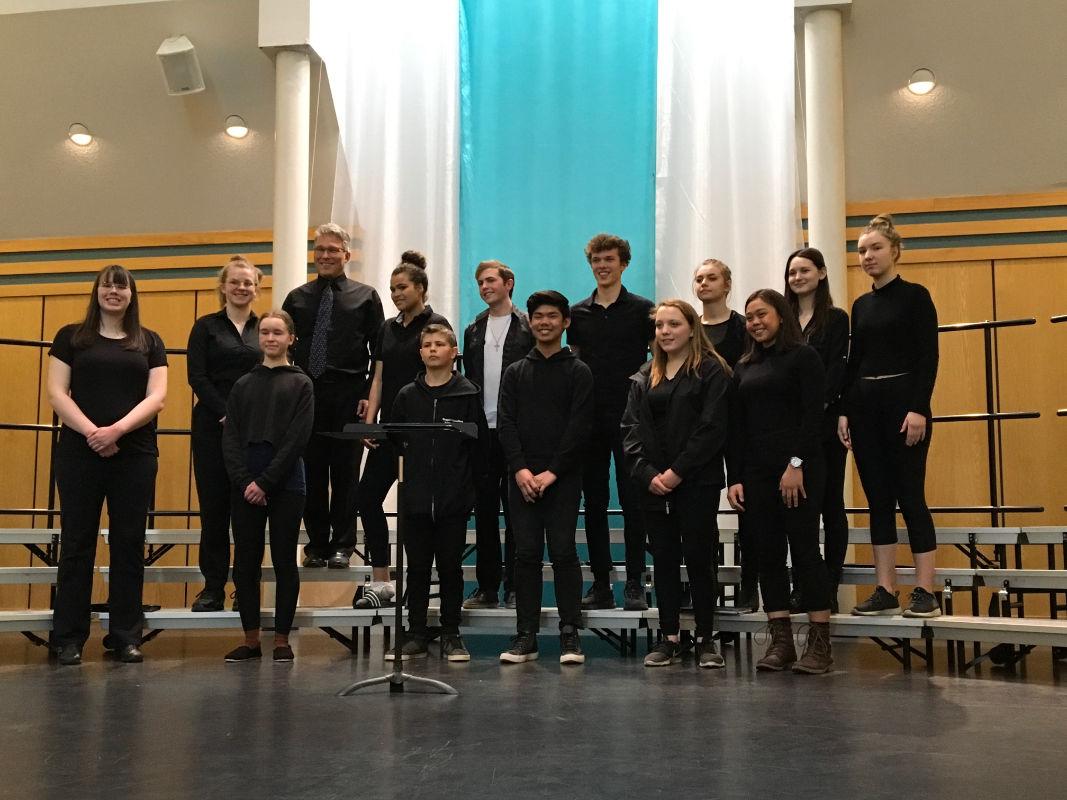 #1 SAS Jackson Choir